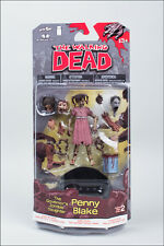 Penny Zombie Girl Governor The Walking Dead Comic Serie 2 Action Figur McFarlane