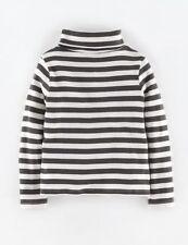 Mini Boden Girls' Long Sleeve Sleeve Cotton Blend T-Shirts & Tops (2-16 Years)
