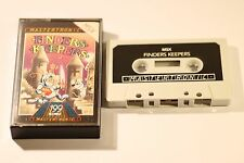 RARE SONY MSX GAME FINDERS KEEPERS BY MASTERTRONIC 1984 CASSETTE GAME