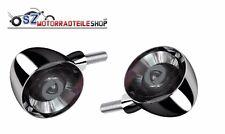 KELLERMANN Blinker Bullet 1000 Extreme LED Chrom (2 Stück) Chopper Bobber