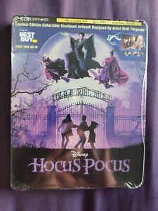 Hocus Pocus (Blu-Ray, 2020, Steelbook, Limited edition)