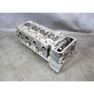 2008-2013 BMW E90 M3 S65 4.0L V8 Bank 2 Left Cylinder Head 5-8 w Valves OEM