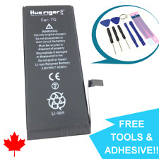 NEW iPhone 7 Replacement Battery 616-00258 1960mAh with FREE TOOLS & ADHESIVE