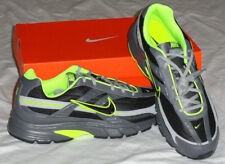 NEW! NIKE Initiator Mens Running Shoe Sneaker Black / Grey 394005 NIB!