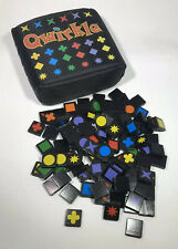Qwirkle Game, Travel Size With Bag, 108 Tiles