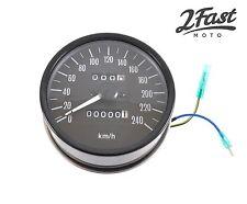 Kawasaki Speedometer Assembly 0-240 Km/h Kilometers Z1 KZ900 KZ1000 Replacement