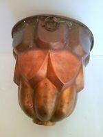 Mold Kougloff Copper Antique Popular Art
