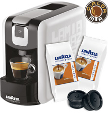 Lavazza Espresso Point® EP Mini Bianca + 100 capsule Cremoso