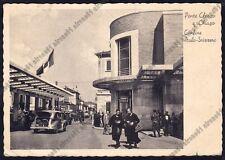 COMO CITTÀ 149 PONTE CHIASSO e CHIASSO - CONFINE FRONTIERA Cartolina viagg 1941