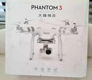 DJI Phantom 3 Advanced Quadcopter Drone