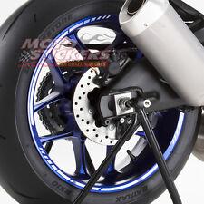 Kit adesivi cerchi Modello GP – Per tutte ruote da 17 pollici - stickers wheels