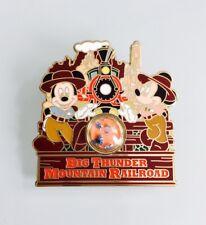 Disney Piece of Costume History Big Thunder Mountain Railroad Artist Proof Pin