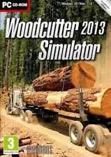 Woodcutter Simulator 2013 - PC - New & Sealed
