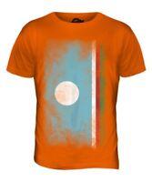 Sakha République Délavé Drapeau Hommes T-Shirt Haut Cadeau Chemise Vêtements