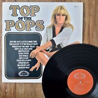 Top Of The Pops Vol.13 (Hallmark CHM 700) Ex/Ex 1970 1st UK Vinyl Rare Red Label