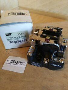 Dayton 5Z544 Power Relay 24VAC 30amp DPST
