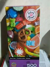 Master Pieces ,500pc Jigsaw puzzle, Sweet Treats