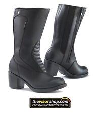 Impermeabile Stivali neri TCX per motociclista