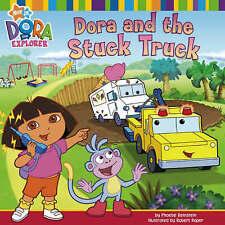 Dora and the Stuck Truck (Dora the Explorer), Nickelodeon, New Book