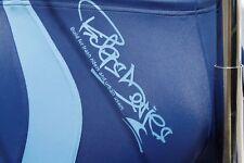 215007-4 C&A Badehose Schwimmhose Badeshorts Bermuda Elastisch Blau in S