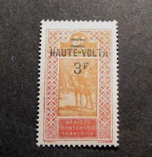 Burkina Faso Stamp Scott# 40 Surcharged 1927 MH L139