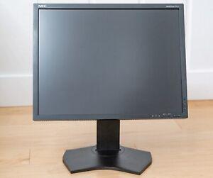 "NEC P212 MultiSync 21.3"" Screen LED-Lit Monitor"