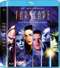 FARSCAPE:Complete Series Blu-ray 21-Disc Set+Peacekeeper Wars,20th Anniversary