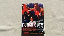 NES Mike Tyson Punch Out, Custom Art case only, no game included
