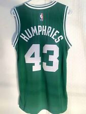 Adidas SWINGMAN 2014-15 NBA Jersey Boston Celtics Kris Humphries Green sz 2X