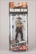 "RICK GRIMES THE WALKING DEAD TV SERIES 7, 5"" ACTION FIGURE MCFARLANE TOYS"