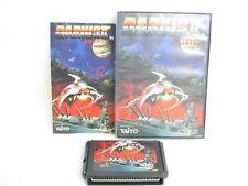 DARIUS II 2 Item Ref/C Mega Drive Sega Import Japan Game md