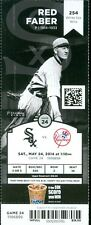 2014 White Sox vs Yankees Ticket: Jacoby Ellsbury's homer in 10th caps rally