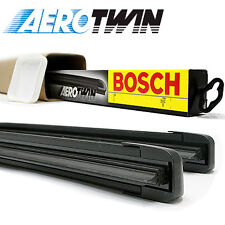 BOSCH AERO AEROTWIN FLAT RETRO Windscreen Wiper Blades HONDA JAZZ MK1 (02-08)