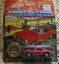 Johnny lightning diecast car limited edition 1970 super bee series 5  #  13422