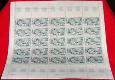 FSAT French Antarctic sheet 1985 Biomass #112 -113 TAAF