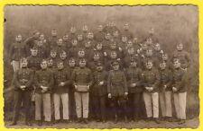 cpa CARTE PHOTO BORGERHOUT Militaires Soldats Souvenir de la Classe 21-22