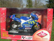 GUILOY 1/10 MOTORCYCLE HONDA RS 125 GP 2000 Emilio ALZAMORA N°1 TEAM MOVISTAR