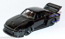 SOLIDO voiture PORSCHE 935 Turbo Le MANS noir Kleines Auto miniature car Coche