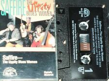 THE UPPITY BLUES WOMEN SAFFIRE CASSETTE
