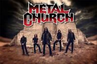 Metal Church Rock Guitar Tab Tablature 24 Song Book Anthology CD-best on ebay