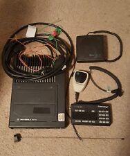 Motorola Astro Spectra Mobile Radio 110w (VHF 136-162MHz) Security Police Fire