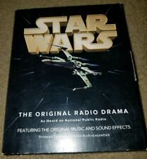 Star Wars : The Original Radio Drama (1993, Cassette, Unabridged) Mark Hamill