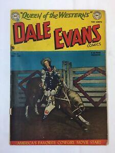 1949 DC Comics DALE EVANS #8