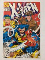 X-MEN #4 1st Appearance OMEGA RED NM Jim Lee Marvel Comics