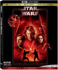 Star Wars: Episode Iii: Revenge of the Sith [New 4K Uhd Blu-ray] With