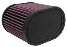 "ru-1500 K&N Gomma Universale filtro 2-3/4 "" FLG , 6-1/4 "" x 4 "", 5 "" H, ovale"