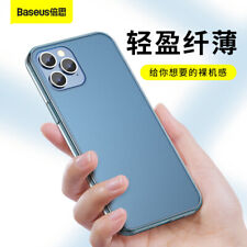 BASEUS Tempered glass protection Case for iPhone12