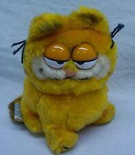 "Dakin 1981 VINTAGE GARFIELD CAT 5"" Plush STUFFED ANIMAL Toy"