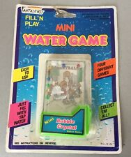 Vintage# Mini Water Game  Bubble Crystal BASKETBALL#MOSC