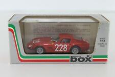 Model box 1/43 ferrari 275 gtb4 targa florio 1966 ° 8430